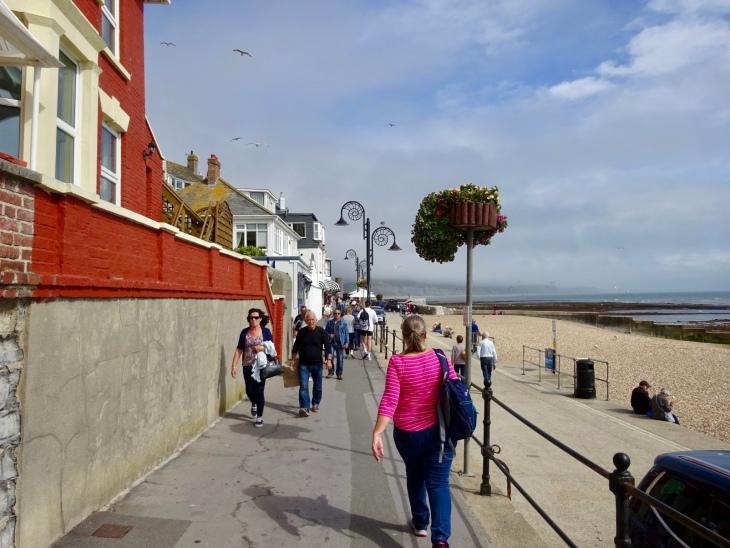 Lyme Regis Promenade
