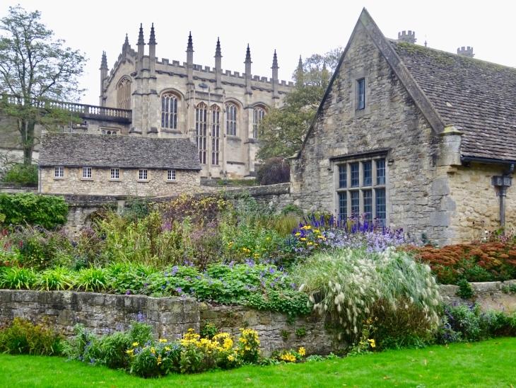 Christ Church Meadow Oxford