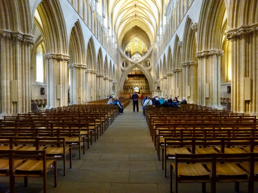 Wells Cathedral, Well, Somerset, England